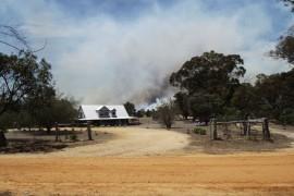 GRV, Clubs Just A Phone Call Away in Bushfire Season