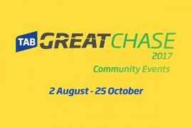 The TAB Great Chase Community Days: supporting the disability community