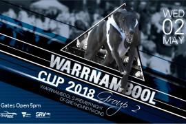 2018 Warrnambool Greyhound Cup