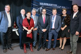 Major upgrade for Warrnambool's Wannon Park
