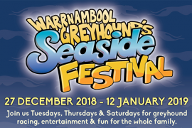 Warrnambool Greyhounds Seaside Festival