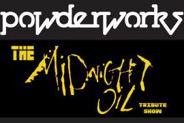 Powderworks – Australia's Premier Midnight Oil Tribute Band