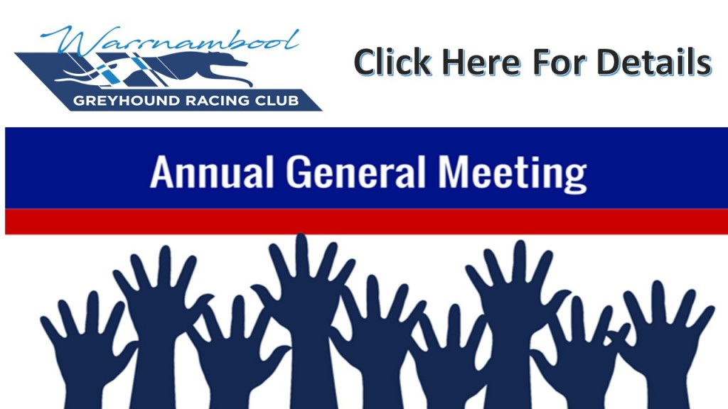 AGM  Graphic for Notice to members